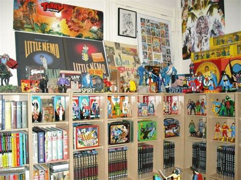 I Will Have A Room For All My Comic Book And Nerdy Things