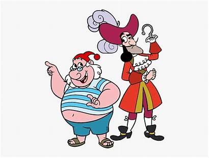 Neverland Jake Boat Clip Pirates Hook Smee
