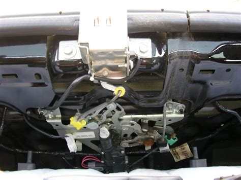 Ford Escape Rear Hatch Won Open Truck