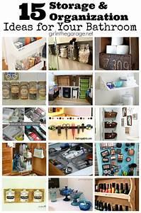15, Storage, And, Organization, Ideas, For, Your, Bathroom