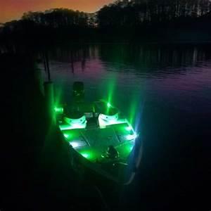 Bass Boat Led Bolt Deck Light Kit - Complete Set