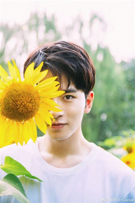 Wú xīzé, born october 16, 1996 in shenzhen, china), also known as caesar wu, is a chinese actor and singer. Pin de Thalia en Caesar Wu | Oppas, Jardines, Meteoritos