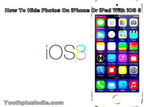 how to hide photos iphone how to hide photos on iphone or with ios 8 iphone