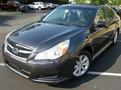 2011 Subaru Legacy 2 5i Premium Specs by Buy Used 2011 Subaru Legacy 2 5i Premium Sedan 4 Door 2 5l