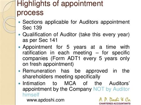 highlights    audit report  companies act