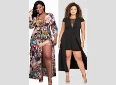 Plus Size Romper Maxi Dresses For Summer 2018