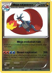 Pokémon Mega salamence 23 23 - Mega evolution rule - My ...