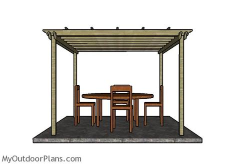 outdoor pergola plans myoutdoorplans  woodworking