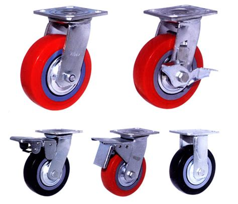 Office Chair Wheel Replacement by Office Chairs Rubber Casters For Office Chairs