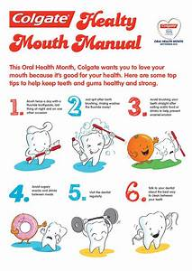 Colgate  Healthy Mouth Manual
