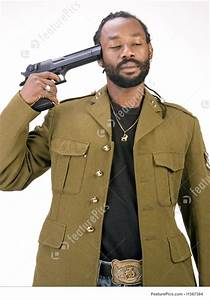 Rasta Army Black Man Stock Image I1567364 At Featurepics