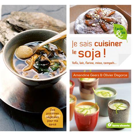 cuisiner le soja frais juin 2012