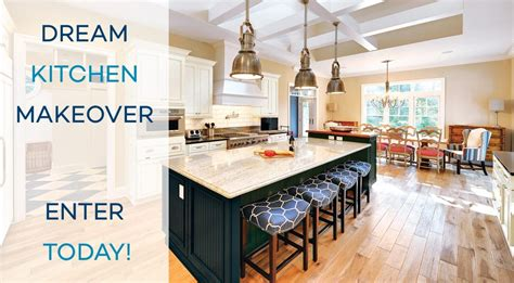 You Could Win A Dream Kitchen Makeover From Wellborn