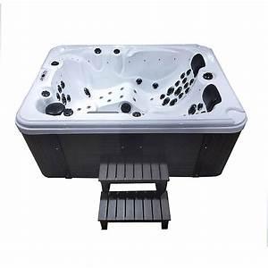 Whirlpool Jacuzzi Unterschied : outdoor whirlpool mit heizung led ozon treppe hot tub spa f r 3 personen garten ebay ~ Markanthonyermac.com Haus und Dekorationen