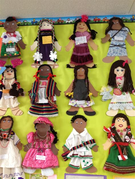 multicultural dolls i had my preschool parents do this at 732 | 699d494711f87236f4c88994ffc75c86 multicultural activities preschool ideas