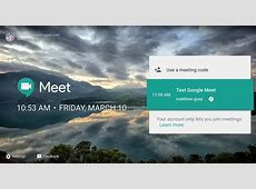 Google Hangouts Meet and Chat Everything You Need to Know