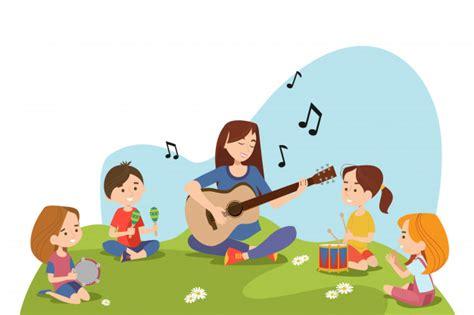 Ansambel campuran (kanan) yakni ansambel gitar & seruling. √60+ Contoh Soal Memainkan Musik Ansambel Sejenis dan Campuran Dilengkapi Kunci Jawaban