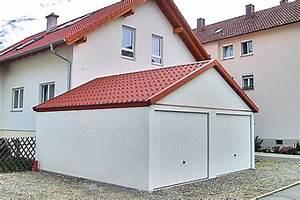 Garage Bauen Kosten : garage selber bauen informationen f r ihren garagenbau ~ Lizthompson.info Haus und Dekorationen
