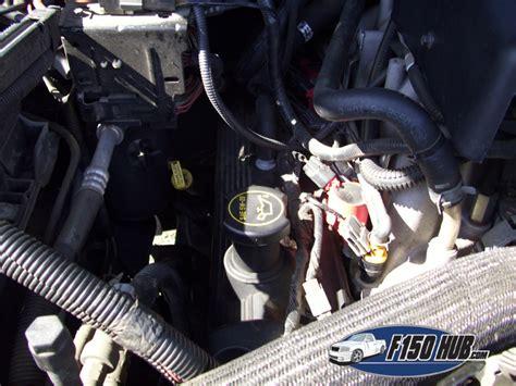 change  engine oil   ford