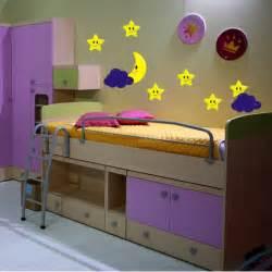 Wandtattoo Kinderzimmer Sternenhimmel by Wandaufkleber Sternenhimmel