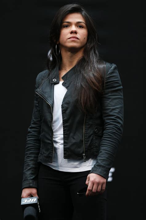 ufc women s superstar claudia gadelha is real life super hero with plans for fighting crime in