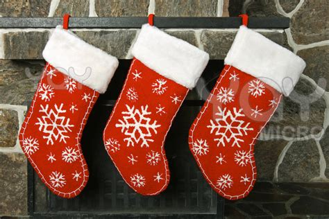 reses: Christmas Stockings Wallpapers