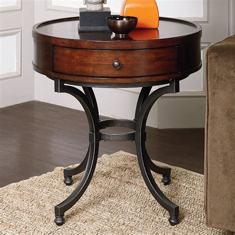 ideal depth and table for round ideal round end table for your living room coffee table