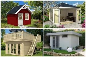 Gartenhaus Innen Streichen : gartenhaus innen streichen ideen f r die farbgestaltung ~ Markanthonyermac.com Haus und Dekorationen