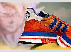Adidas Voici les sneakers officielles Dragon Ball