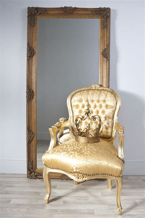 Bedroom Mirror Inspiration by Large Gold Antique Mirror Mirror Ideas