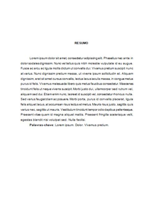 dicas para monografia tcc como formatar seu trabalho como formatar uma monografia pelas normas abnt do início