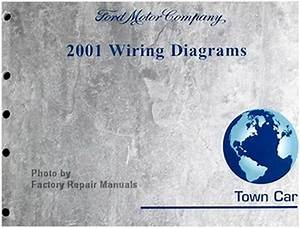 2001 Lincoln Town Car Electrical Wiring Diagrams Original Ford Manual