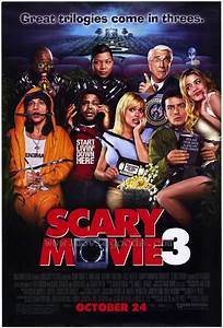 Scary Movie 3 DVD