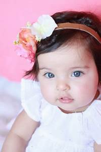 Anyone have dark haired blue eyed babies?? Share your ...