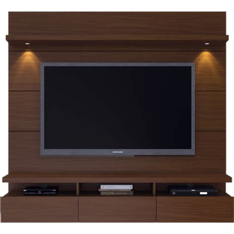 Tv Paneel Wand by Manhattan Comfort 23751 Cabrini Wall Mounted Floating Tv