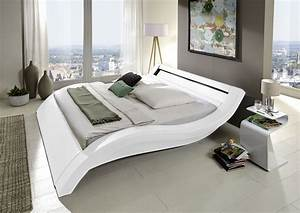 Betten Mit Led 140x200 : sam polsterbett 140 x 200 cm led wei look 40 rabatt ~ Yasmunasinghe.com Haus und Dekorationen
