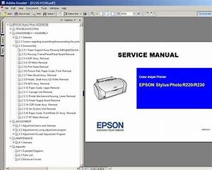 Printer Repair And Service Tools  Resetter Epson Stylus