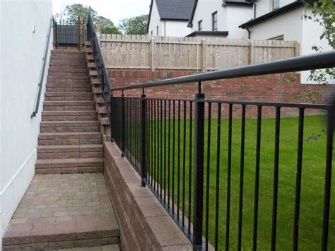 Handrails For Outside Steps