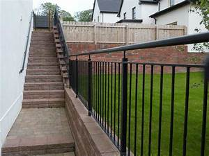 Steel Handrails Northern Ireland Bam Fabrications