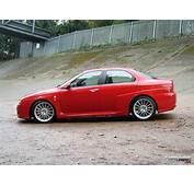 Auto Car Zone Idea Alfa Romeo 156 Technology And Features
