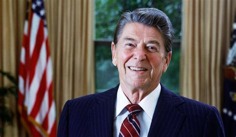 Ronald Reagan's Leadership Qualities -- Four Strengths