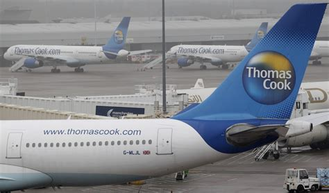 Thomas Cook cabin crew could strike during May half-term ...