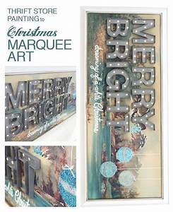 christmas marquee sign from fresh crush With holiday marquee letters
