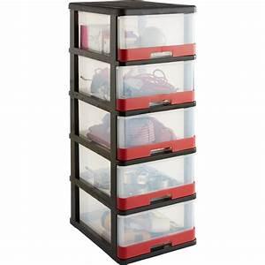 Cube De Rangement Leroy Merlin : tour de rangement hercule plastique x x ~ Dailycaller-alerts.com Idées de Décoration