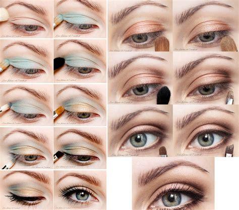 Макияж для карих глаз как сделать в домашних условиях для темных и светлых волос пошаговое фото . онлайнжурнал для красавиц