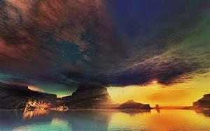 Storm Clouds Wallpaper HD 29526 1920x1200 px ...