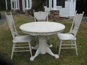 shabby chic dining table ladybird 39 s vintage