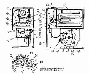 Cabinet Parts Diagram  U0026 Parts List For Model Ugab075buh