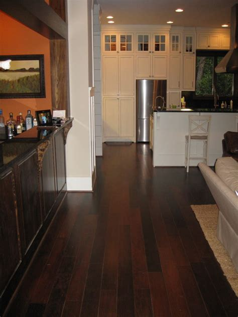 walnut floor kitchen walnut flooring st simons island ga 3339