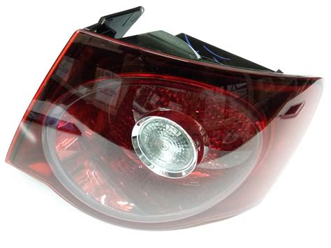 vw jetta tail light assembly volkswagen jetta gli tail light assembly rear sedan